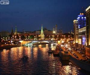 Rompicapo di Mosca, Russia