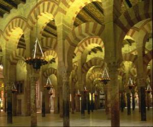 Rompicapo di Moschea, il luogo di culto dell'Islam