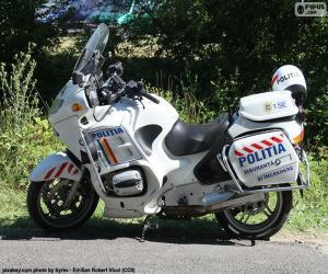 Rompicapo di Moto de polizia, Romania