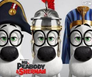 Rompicapo di Mr Peabody