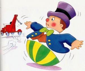 Rompicapo di Mr. Wobbly, un piccolo uomo buffo con una base rotonda che non può mentire