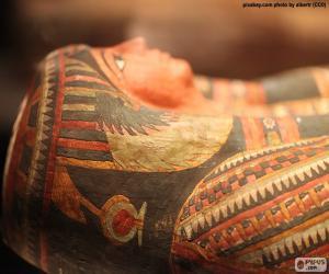 Rompicapo di Mummia del faraone