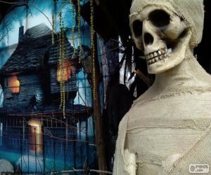 Rompicapo di Mummia e casa stregata