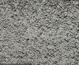 Rompicapo di Muro di cemento grezzo