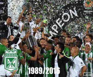 Rompicapo di Nacional, Coppa Libertadores 2016
