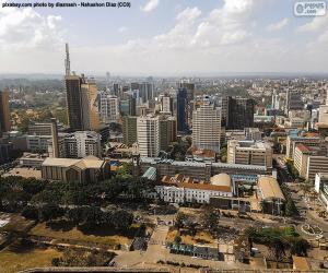 Rompicapo di Nairobi, Kenya