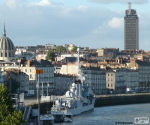 Rompicapo di Nantes, Francia