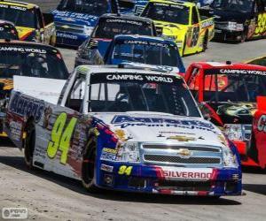 Rompicapo di NASCAR Truck Series