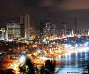 Rompicapo di Natal, Brasile