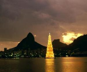 Rompicapo di Natale a Rio