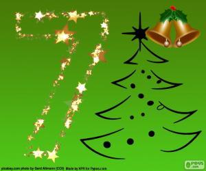 Rompicapo di Natale, numero 7