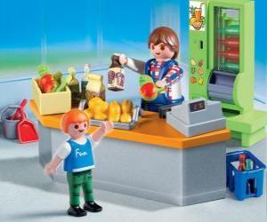 Rompicapo di Negozio Playmobil