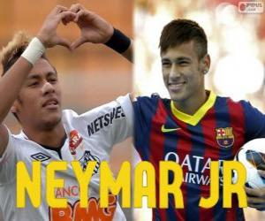 Rompicapo di Neymar Jr.