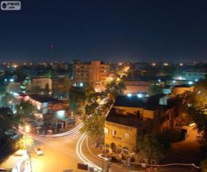 Rompicapo di Niamey, Niger