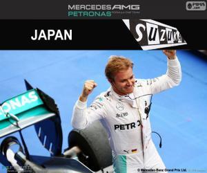 Rompicapo di Nico Rosberg, GP Giappone 2016