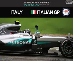 Rompicapo di Nico Rosberg, GP Italia 2016