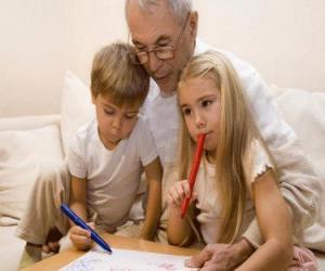 Rompicapo di Nonno con i nipoti