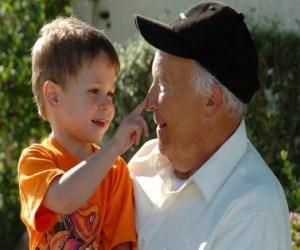 Rompicapo di Nonno con il nipote