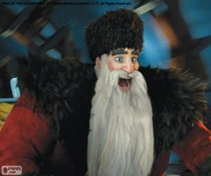 Rompicapo di Nord, Babbo Natale