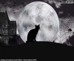 Rompicapo di Notte di Halloween