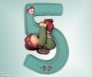 Rompicapo di Numero 5