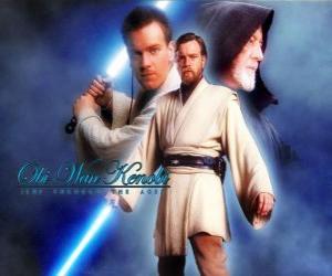 Rompicapo di Obi-Wan Kenobi, uno dei Maestri Jedi