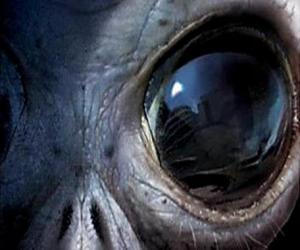 Rompicapo di Occhio alien