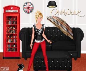 Rompicapo di Oh mia Dollz Londra