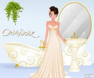 Rompicapo di Oh My Dollz elegante