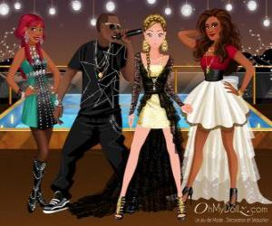 Rompicapo di Oh My Dollz music group