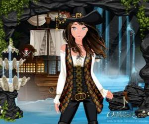 Rompicapo di Oh My Dollz pirata