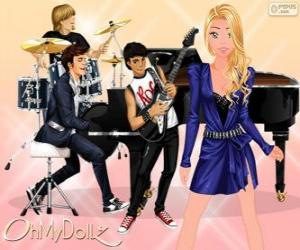 Rompicapo di Oh My Dollz Superstar