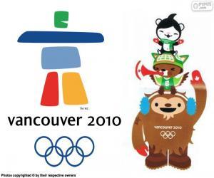 Rompicapo di Olimpiadi di Vancouver 2010
