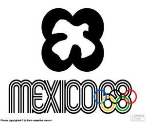 Rompicapo di Olimpiadi estive Messico 1968