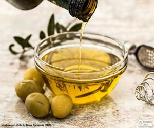 Rompicapo di Olio d'oliva