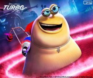 Rompicapo di Ombra Lesta dil film Turbo