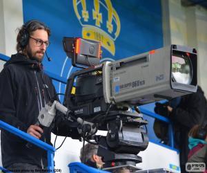 Rompicapo di Operatore di ripresa televisiva