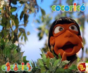 Rompicapo di Oriba di Cocoricó