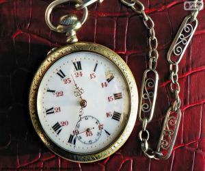Rompicapo di Orologio da tasca