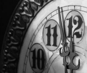 Rompicapo di Orologio sull'orlo di mezzanotte