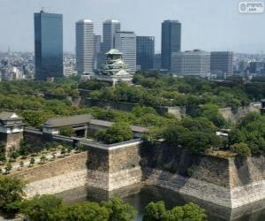Rompicapo di Osaka, Giappone