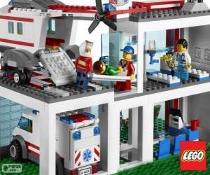 Rompicapo di Ospedale di Lego