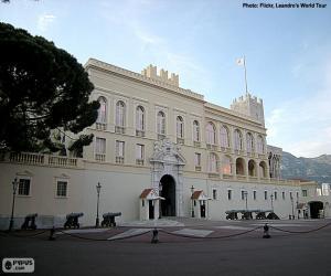 Rompicapo di Palazzo dei Principi di Monaco