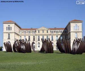 Rompicapo di Palazzo di Pharo, Francia