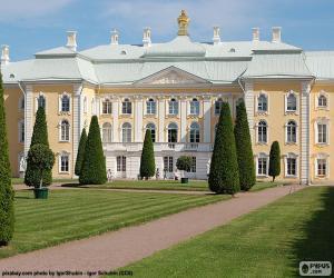 Rompicapo di Palazzo Peterhof, Russia