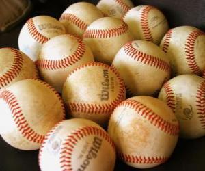 Rompicapo di Palle di baseball