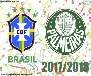 Rompicapo di Palmeiras, campione brasiliano 2018
