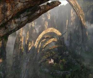 Rompicapo di Pandora, un pianeta di na'vi