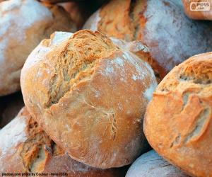 Rompicapo di Pane di paese
