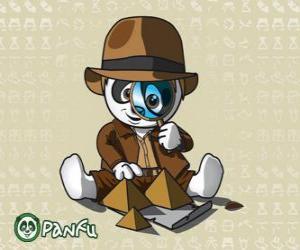 Rompicapo di Panfu detective
